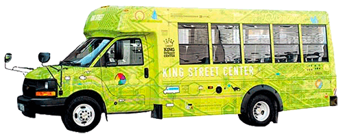 King Street Center Bus