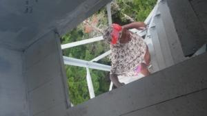 Mt. Elmore climbing