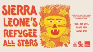 Sierra Leone's Refugee All Star Concert Promotion