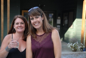 Jill and Kelli at BYC