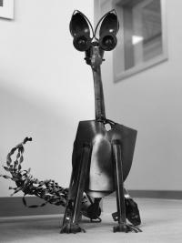 Kadar & Tyler's sculpture