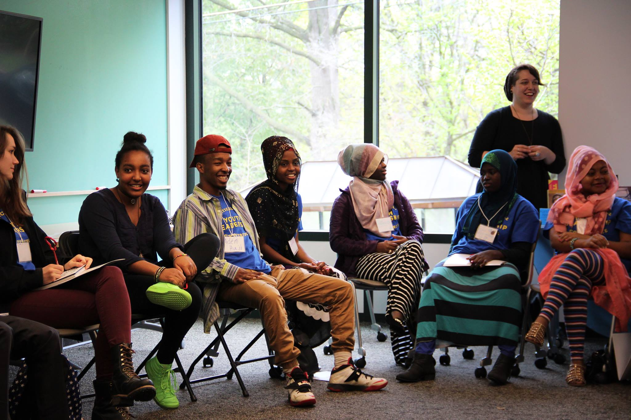 Spectrum's Multicultural Youth Conference