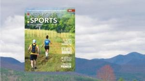 Vermont Sports Magazine Cover
